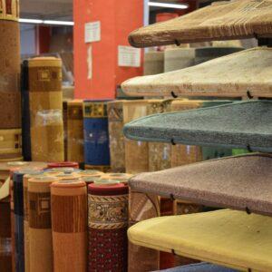 Lépcsővédő szőnyeg